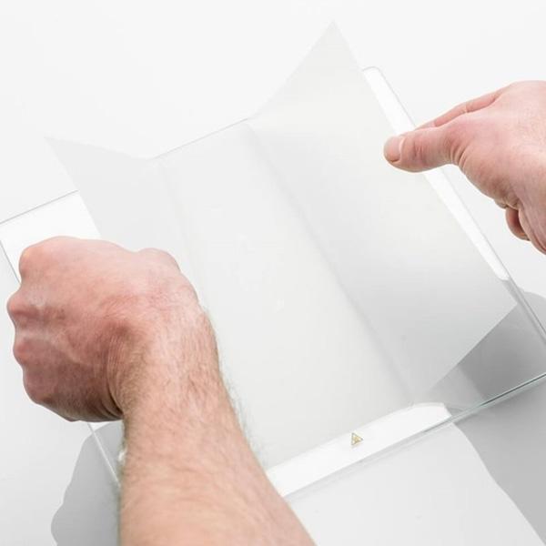 Láminas adhesivas para la impresora 3D, Ultimaker S5
