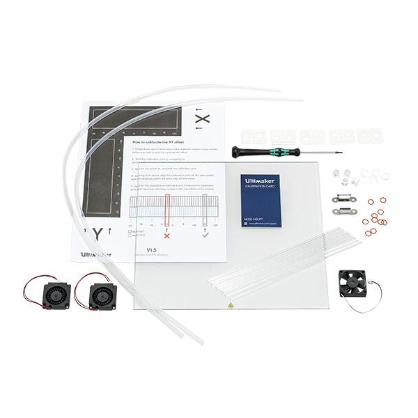 Kit de mantenimiento para la impresora 3D Ultimaker 3