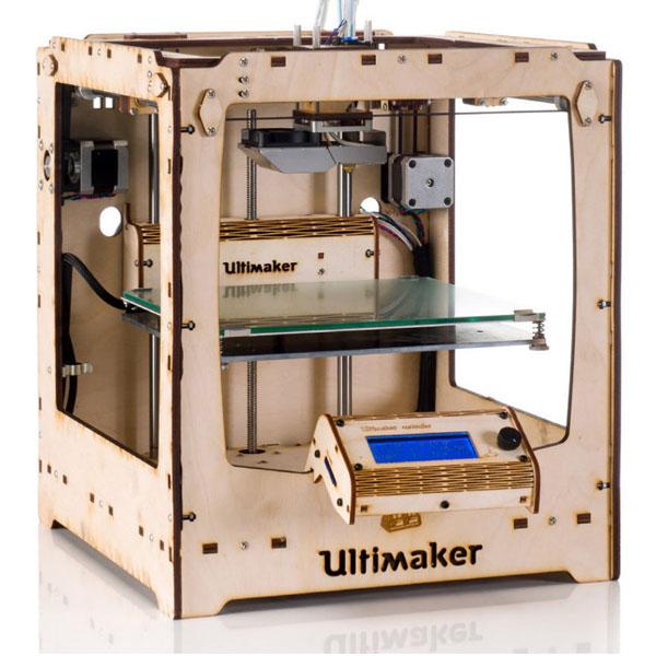 Ultimaker Original + - Impresora 3D