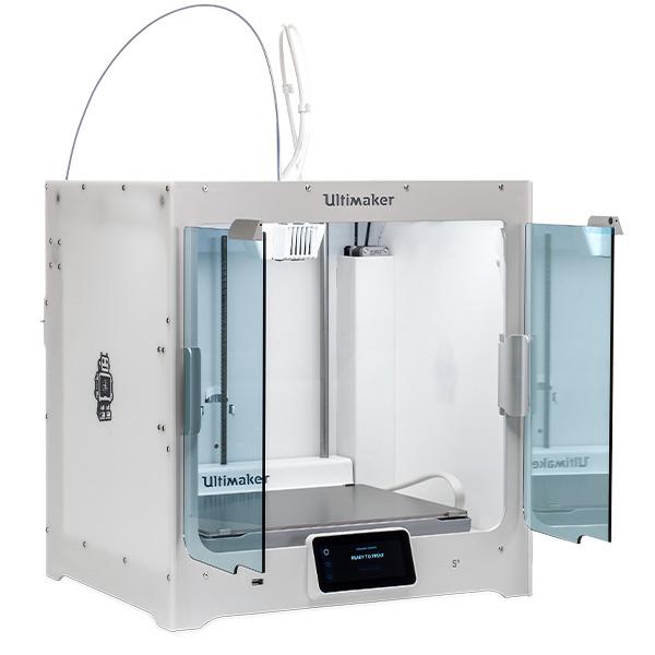 Ultimaker S5, impresora 3D profesional