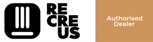 Logo - Recreus Distribuidor Autorizado