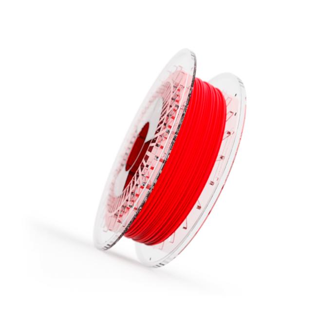 Filamento FilaFlex Rojo 82A - 1,75 mm - 500g