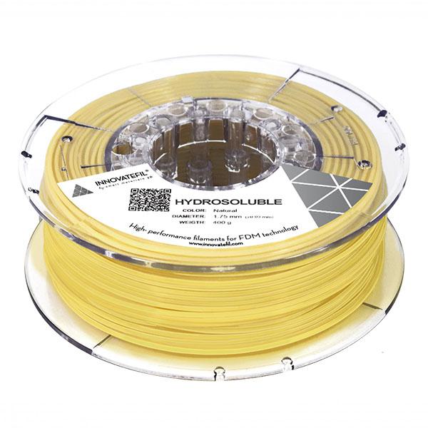 Innovatefil Hydrosoluble, filamento de soporte soluble en agua