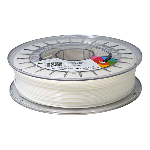 Smartfill Filamento PLA PLUS 3D850 Blanco Marfil M 750g 1.75