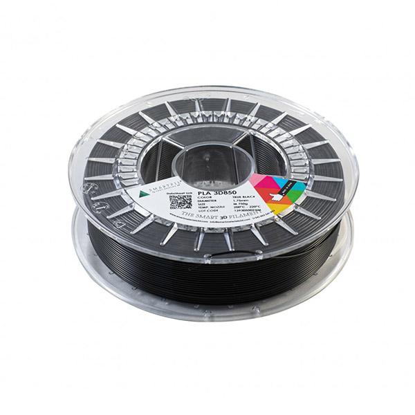 Smartfill Filamento PLA PLUS 3D850 True Black 750g 1.75