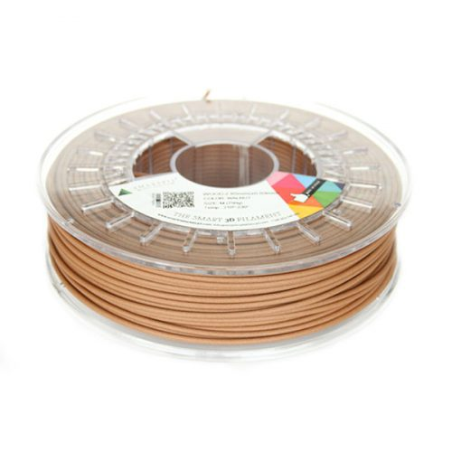 Smartfill Filamento PLA WOOD Nogal 750g 2.85