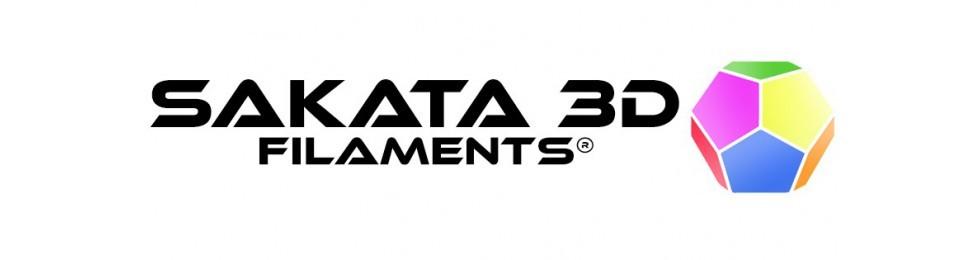 Logotipo Sakata 3D Filaments
