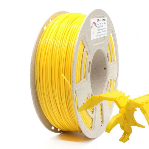 Filamento PLA Amarillo 1,75mm de 1kg de RepRapper