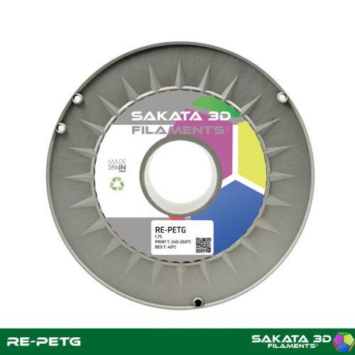 Filamento RE-PETG Sakata 3D Filaments